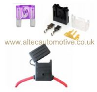 RANGE OF MAXI BLADE FUSES & HOLDERS
